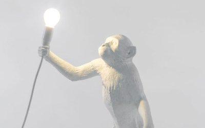 Monkey White – Seletti